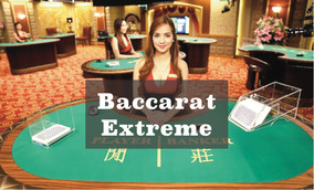 Baccarat extreme live online