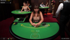 Three Card poker na żywo w CasinoEuro